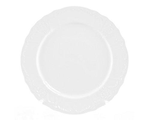 Набор тарелок 21 см Бернадотт 0000 Недекорированный (6 шт)