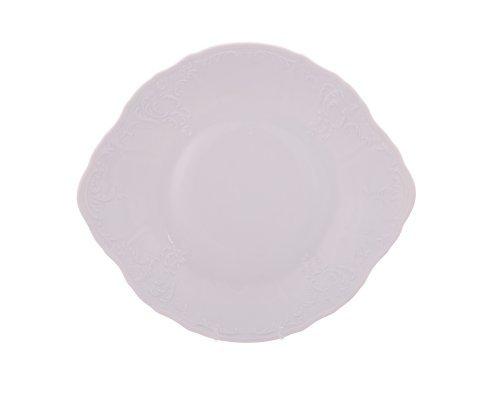 Тарелка для торта 27 см Бернадотт 0000 Недекорированный
