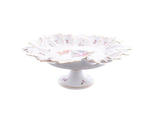 Блюдо 33 см на ножке Полевой цветок Корона Queens Crown