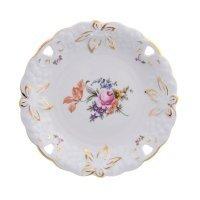Блюдо круглое 30 см Полевой цветок Корона Queens Crown