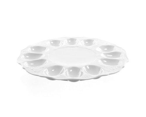 Тарелка для яиц 27 см Бернадотт 0000 Недекорированный