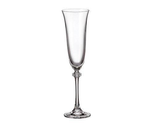 Набор фужеров для шампанского 190 мл Alexandra Crystalite Bohemia (6 шт)