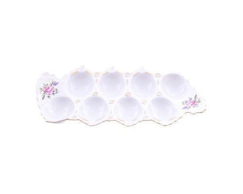 Поднос для яиц 25 см Полевой цветок Корона Queens Crown