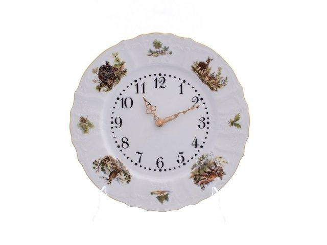 Часы круглые 27 см Бернадотт Охота