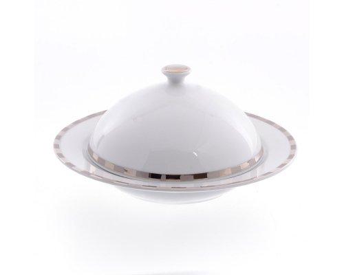Масленка 20 см Тхун (Thun) Опал Платиновые пластинки