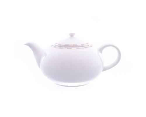Чайник 1,2 л Тхун (Thun) Опал Платиновые пластинки