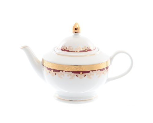 Чайник 1,2 л Тхун (Thun) Кристина Красная Лилия