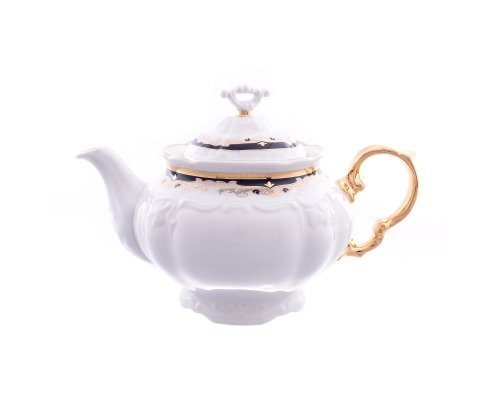 Чайник 1,6 л Тхун (Thun) Мария Луиза Синяя лилия