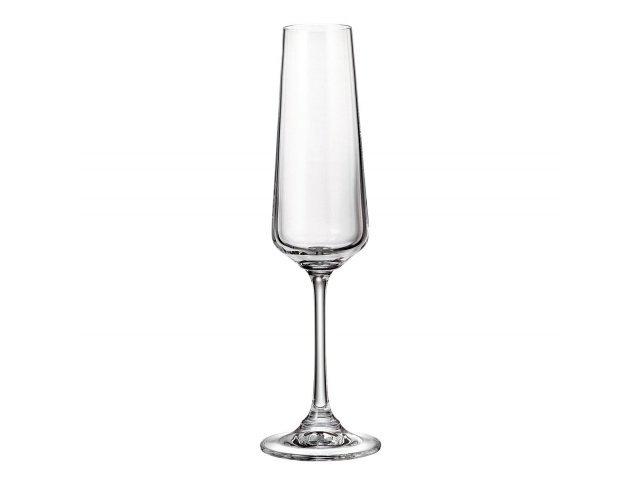 Набор фужеров для шампанского 160 мл Naomi Crystalite Bohemia (6 шт)