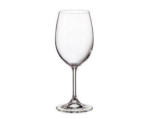 Набор бокалов для вина 350 мл Klara Crystalite Bohemia (6 шт)