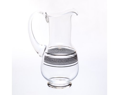 Графин 1,25 л Идеал Панто V-D Богемия Кристал (Bohemia Crystal)