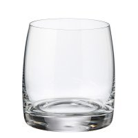 Набор стаканов для виски 290 мл Идеал Богемия Кристал (Bohemia Crystal (6 шт)