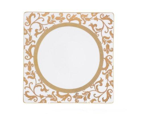 Набор тарелок 27 см Falkenporzellan Tosca White Gold (6 шт)