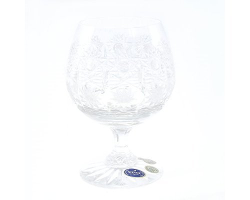 Набор бокалов для бренди 250 мл Sonne Crystal (6 шт)