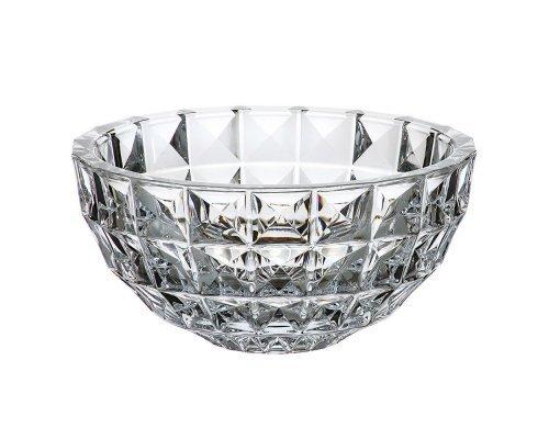 Конфетница 28 см Diamond Crystalite Bohemia