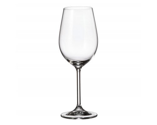 Набор бокалов для вина 350 мл Gastro Crystalite Bohemia (6 шт)