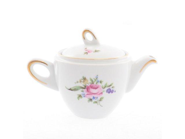 Чайник 400 мл Полевой цветок Корона Queens Crown
