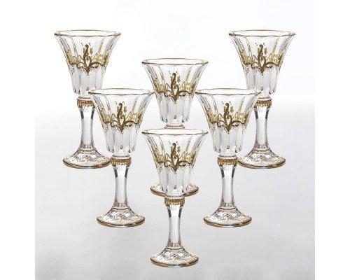 Набор рюмок для водки 60 мл WELINGTON E-V Богемия Кристал (Bohemia Crystal)