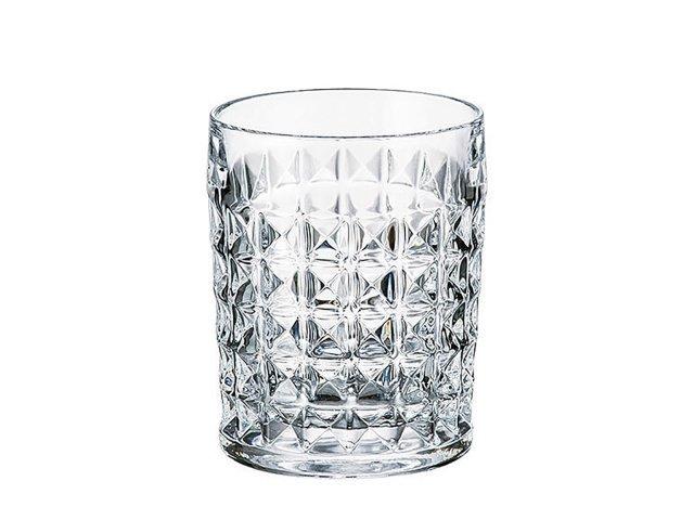 Набор стаканов для виски 230 мл Diamond Crystalite Bohemia (6 шт)