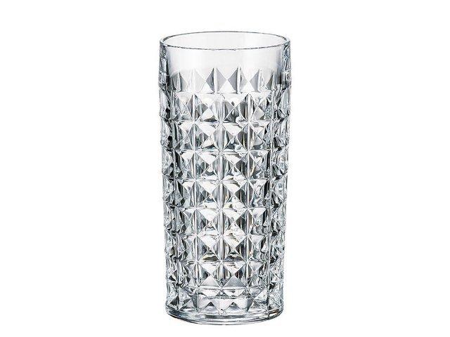 Набор стаканов для воды 300 мл Diamond Crystalite Bohemia (6 шт)