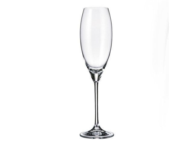 Набор фужеров для шампанского 290 мл Cecilia Crystalite Bohemia