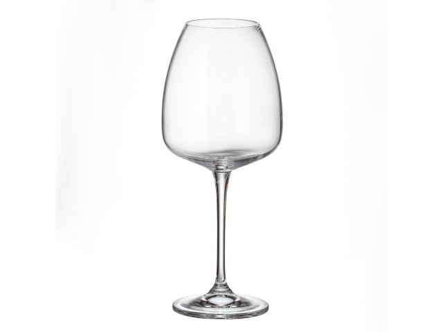 Набор бокалов для вина 610 мл Alizee Crystalite Bohemia (6 шт)