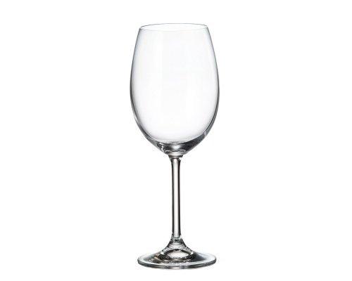 Набор бокалов для вина 450 мл Gastro Crystalite Bohemia (6 шт)