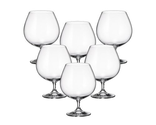 Набор бокалов для бренди 690 мл Gastro Crystalite Bohemia (6 шт)