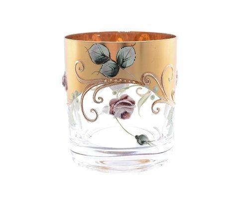 Набор стаканов для виски 280 мл E-V Bohemia (Богемия)