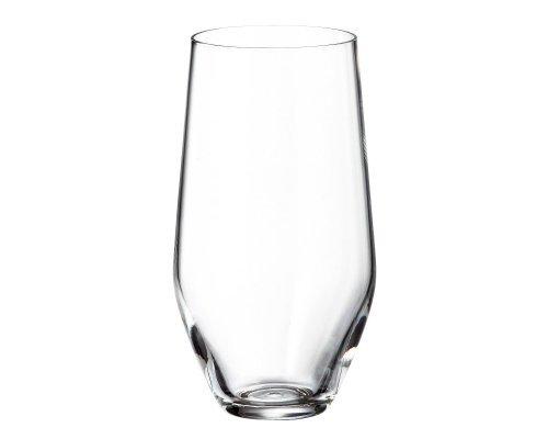 Набор бокалов для воды 400 мл Michelle Богемия Кристал (Bohemia Crystal) (6 шт)