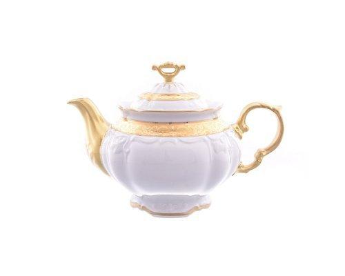 Чайник заварочный Мария Луиза Матовая полоса Carlsbad 1.2 л
