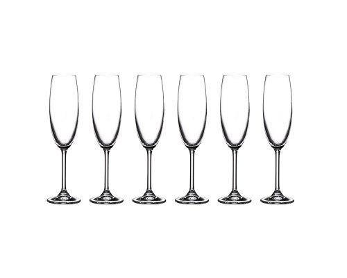 Набор фужеров для шампанского 220 мл Gastro Crystalite Bohemia (6 шт)