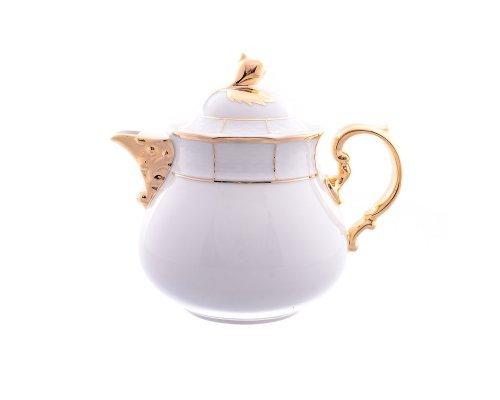 Чайник 1,2 л Тхун (Thun) Менуэт Отводка золото