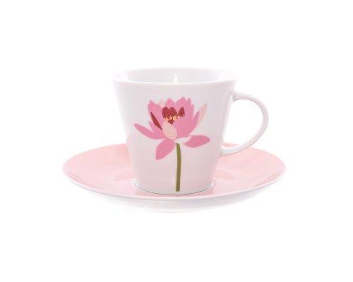 Набор чайных пар 200 мл Тхун (Thun) Том Лотос