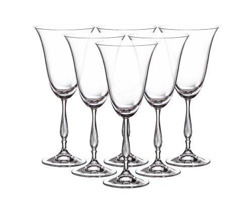 Набор бокалов для вина 350 мл Antik Crystalite Bohemia (6 шт)