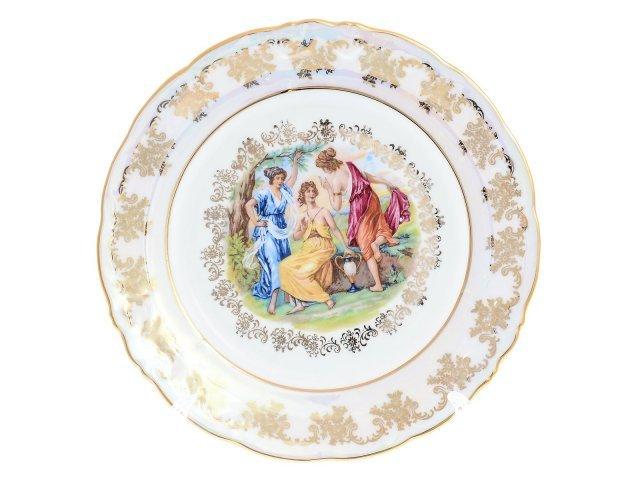 Набор тарелок 24 см Фредерика Мадонна Roman Lidicky (6 шт)