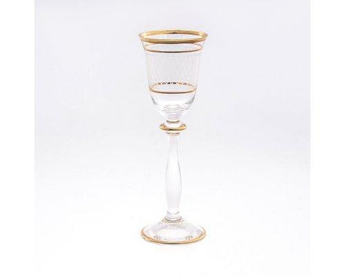 Набор рюмок для водки 65 мл E-V Богемия Кристал (Bohemia Crystal)