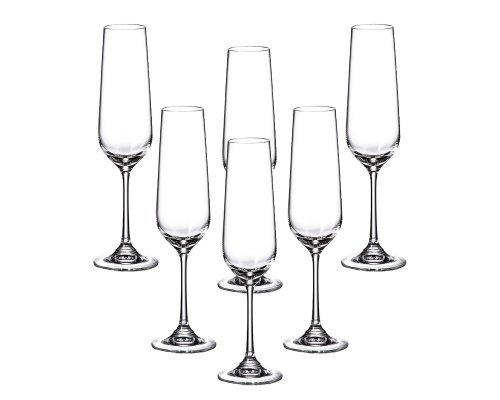 Набор фужеров для шампанского 200 мл DORA (6 шт)