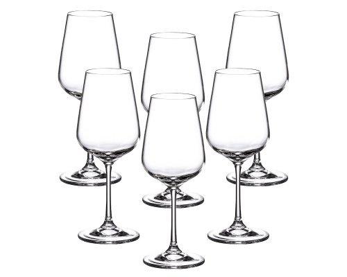 Набор бокалов для вина 360 мл DORA (6 шт)
