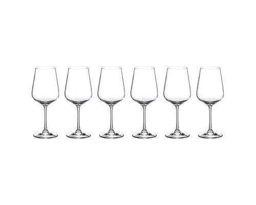 Набор бокалов для вина 450 мл DORA (6 шт)