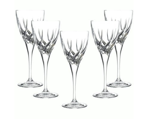 Набор бокалов для вина 180 мл Trix RCR Cristalleria Italiana