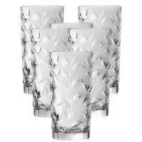Набор стаканов для воды 360 мл Laurus RCR Cristalleria Italiana
