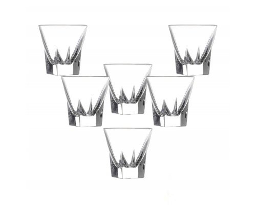 Набор стопок для водки 60 мл Fusion trends RCR Cristalleria Italiana