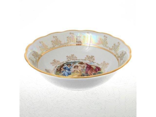 Салатник 23 см Мадонна Перламутр Sterne porcelan