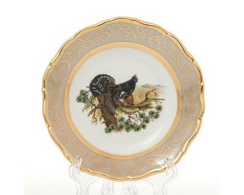 Набор разеток 11 см Охота Бежевая Sterne porcelan