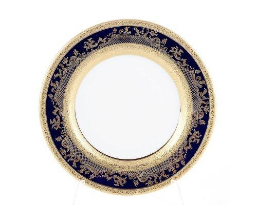 Набор тарелок 17 см Constanza Cobalt Gold 9320 (6 шт)