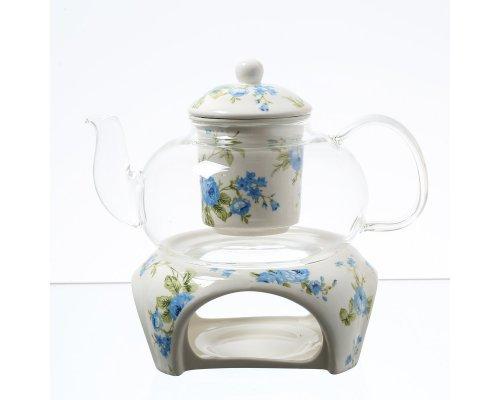 Чайник на подставке Royal Classics
