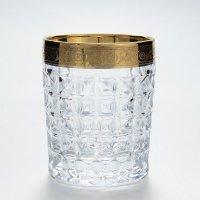 Набор стаканов для виски 230 мл Diamond Кристалайт (Kristalayt) (6 шт)