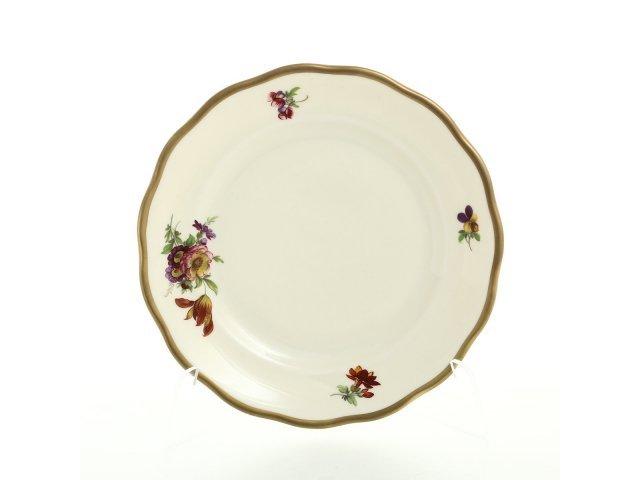 Набор тарелок 17 см Слоновая кость Sterne porcelan