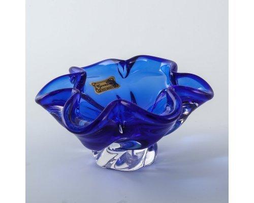 Конфетница 12 см синяя Egermann